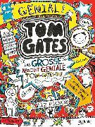 Cover-Bild zu Tom Gates - Das große, absolut geniale Tom-Gates-Buch von Pichon, Liz