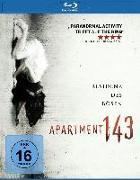 Cover-Bild zu Apartment 143 - Residenz des Bösen von Cortés, Rodrigo