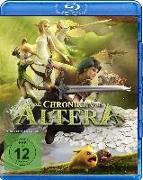 Cover-Bild zu Die Chroniken von Altera von Borden, Bill