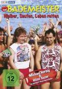 Cover-Bild zu Dinter, Mathias: Die Bademeister - Weiber, Saufen, Leben retten