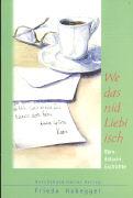 Cover-Bild zu We das nid Liebi isch