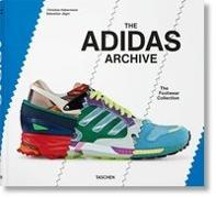 Cover-Bild zu The adidas Archive. The Footwear Collection