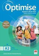 Cover-Bild zu Reilly, Patricia: Optimise A2 Student's Book Pack