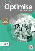 Cover-Bild zu Mann, Malcolm: Optimise A2 Online Workbook Pack