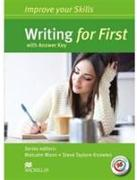 Cover-Bild zu Mann, Malcolm (Reihe Hrsg.): Improve your Skills: Writing for First Student's Book with key & MPO Pack