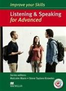 Cover-Bild zu Mann, Malcolm (Reihe Hrsg.): Improve your Skills: Listening & Speaking for Advanced Student's Book without key & MPO Pack