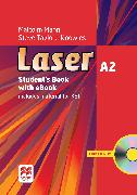 Cover-Bild zu Taylore-Knowles, Steve: Laser 3rd edition A2 Student's Book + eBook Pack