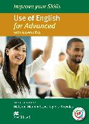 Cover-Bild zu Mann, Malcolm (Reihe Hrsg.): Improve your Skills: Use of English for Advanced Student's Book with key & MPO Pack