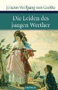 Cover-Bild zu Goethe, Johann Wolfgang von: Johann Wolfgang von Goethe: Die Leiden des jungen Werther