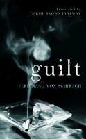 Cover-Bild zu Schirach, Ferdinand von: Guilt