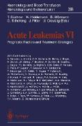 Cover-Bild zu Büchner, Thomas (Hrsg.): Acute Leukemias VI