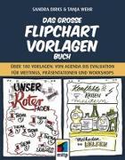 Cover-Bild zu Das große Flipchart- Vorlagen-Buch von Dirks, Sandra