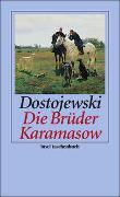Cover-Bild zu Dostojewski, Fjodor Michailowitsch: Die Brüder Karamasow