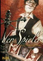 Cover-Bild zu Dostojewski, Fjodor Michailowitsch: Der Spieler