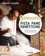 Cover-Bild zu Contaldo, Gennaro: Gennaros Pizza, Pane, Panettone