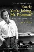 Cover-Bild zu Feynman, Richard P.: Surely You're Joking Mr. Feynman!