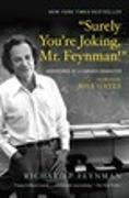 "Cover-Bild zu Feynman, Richard P.: ""Surely You're Joking, Mr. Feynman!"": Adventures of a Curious Character"