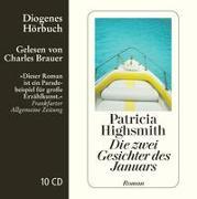 Cover-Bild zu Highsmith, Patricia: Die zwei Gesichter des Januars