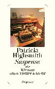 Cover-Bild zu Highsmith, Patricia: Suspense