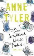 Cover-Bild zu Tyler, Anne: Der leuchtend blaue Faden