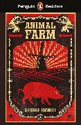 Cover-Bild zu Orwell, George: Penguin Readers Level 3: Animal Farm (ELT Graded Reader)
