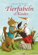 Cover-Bild zu Leger, Elke: Tierfabeln für Kinder