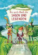 Cover-Bild zu Leger, Elke: Das große Buch der Sagen und Legenden für Kinder