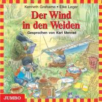Cover-Bild zu Grahame, Kenneth: Der Wind in den Weiden. CD