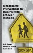 Cover-Bild zu Bowen, Julie: School-Based Interventions for Students with Behavior Problems
