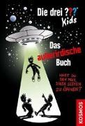 Cover-Bild zu Blanck, Ulf: Die drei ??? Kids, Das außerirdische Buch