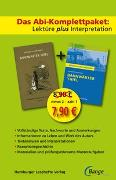 Cover-Bild zu Hauptmann, Gerhart: Bahnwärter Thiel - Lektüre plus Interpretation: Königs Erläuterung + kostenlosem Hamburger Leseheft von Gerhart Hauptmann