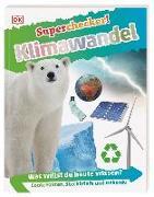 Cover-Bild zu Lehmann, Kirsten E. (Übers.): Superchecker! Klimawandel