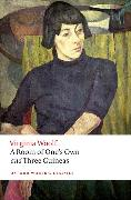 Cover-Bild zu Woolf, Virginia: A Room of One's Own and Three Guineas