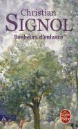 Cover-Bild zu Signol, Christian: Bonheurs D'Enfance