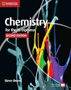 Cover-Bild zu Owen, Steve: Chemistry for the IB Diploma Coursebook with Free Online Material