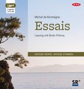 Cover-Bild zu Montaigne, Michel de: Essais (1 mp3-CD)