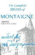 Cover-Bild zu Montaigne, Michel Eyquem de: The Complete Essays of Montaigne