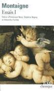 Cover-Bild zu Montaigne, Michel de: Les essais - T1