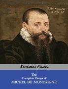 Cover-Bild zu Montaigne, Michel de: The Complete Essays of Michel de Montaigne