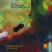 Cover-Bild zu Tuckermann, Anja: Vier Ochsen