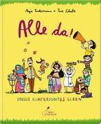 Cover-Bild zu Tuckermann, Anja: Alle da!
