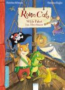 Cover-Bild zu Seltmann, Christian: Robin Cat (2). Wilde Fahrt ins Abenteuer