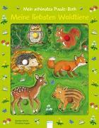 Cover-Bild zu Grimm, Sandra: Mein schönstes Puzzle-Buch. Meine liebsten Waldtiere
