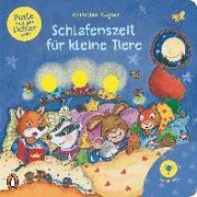 Cover-Bild zu Kugler, Christine: Puste mal die Lichter aus! - Schlafenszeit für kleine Tiere