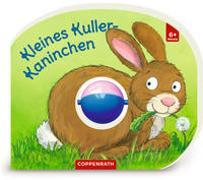 Cover-Bild zu Kugler, Christine (Illustr.): Mein erstes Kugelbuch: Kleines Kuller-Kaninchen