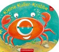 Cover-Bild zu Kugler, Christine (Illustr.): Mein erstes Kugelbuch: Kleine Kuller-Krabbe