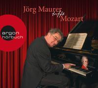 Cover-Bild zu Maurer, Jörg: Jörg Maurer trifft Mozart