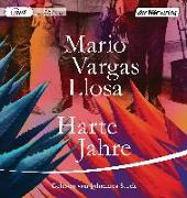 Cover-Bild zu Vargas Llosa, Mario: Harte Jahre