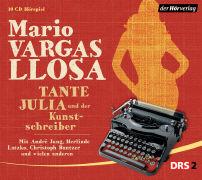Cover-Bild zu Vargas Llosa, Mario: Tante Julia und der Kunstschreiber