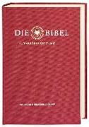 Cover-Bild zu Luther, Martin (Übers.): Lutherbibel revidiert 2017 - Die Geschenkausgabe mit Leineneinband